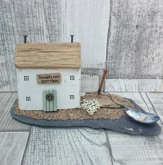 Check out this item in my Etsy shop https://www.etsy.com/uk/listing/584013475/coastal-cottage-driftwood-art-slate-art