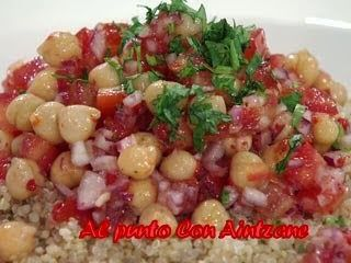 Mi diario de Weight Watchers Entulinea: Quinoa