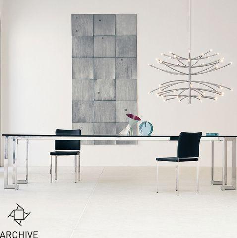 Gallotti & Radice - Lord dining table @Archive Galata
