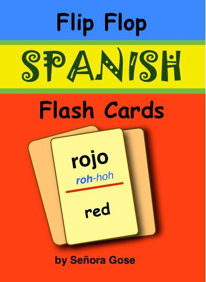 Flip Flop Spanish Recommended as a Charlotte Mason style foreign language program.