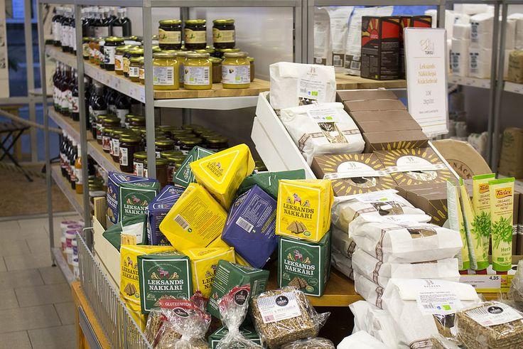 Deli Tukku, Shop #visitsouthcoastfinland #raasepori #Finland #delitukku #bread #crispbread #food