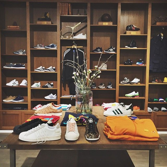 Sneakersnstuff Stockholm #adidasoriginals #adidas