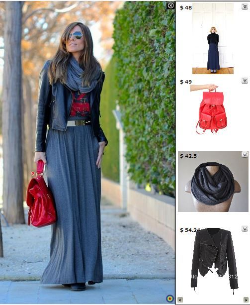 Street Style Fall - Shop matching products in this pic at http://www.stylediggin.com/mellow-monsoon/