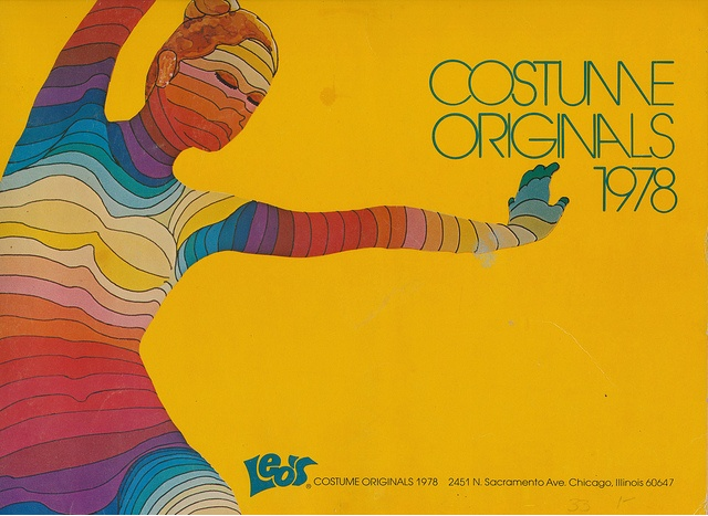 Costume Originals 1 9 7 8 (dance costume catalog) by Leo's.