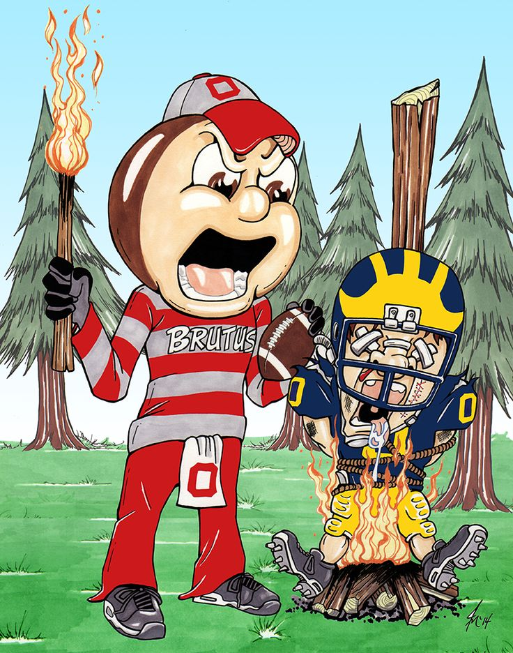 Ohio State vs. Michigan