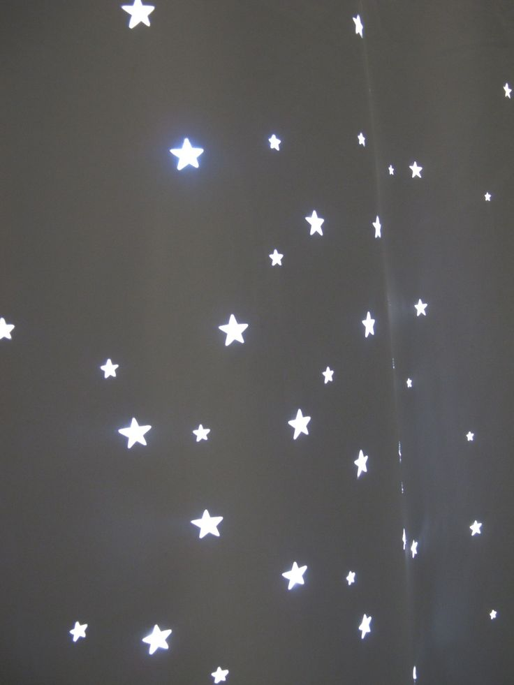 Best Kids product of 2011. XLARGE Twinkle Curtain. Etsy. Could also serve as a night light!