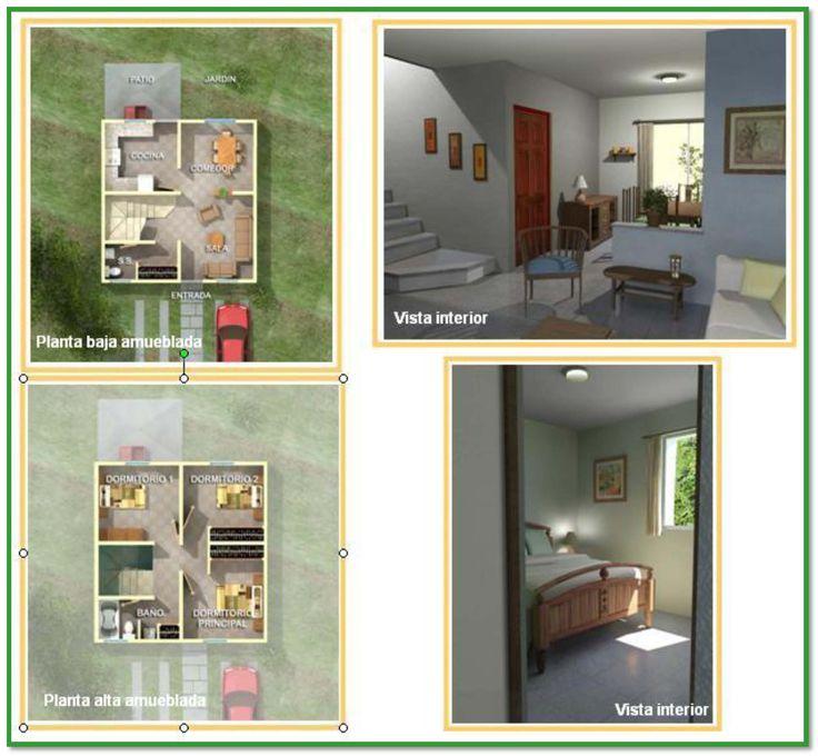 Si tienes lote propio construye tu casa con cementos for Casas mucho lote 2 modelo villas