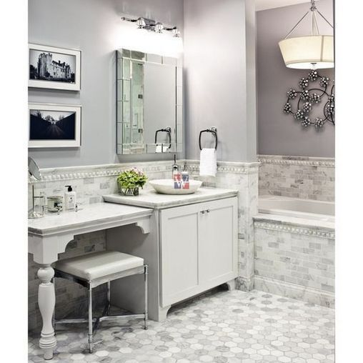 33+ The Ultimate White Subway Tile Bathroom Dark Grout ...
