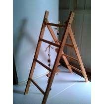 Brinquedo Escada Poleiro Para Arara/papagaio Frete Grátis