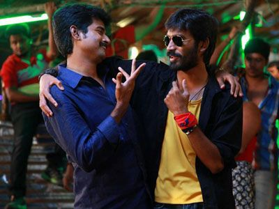 dhanush and sivakarthikeyan together again!!!