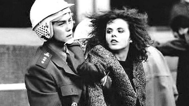 VELVET REVOLUTION 1989