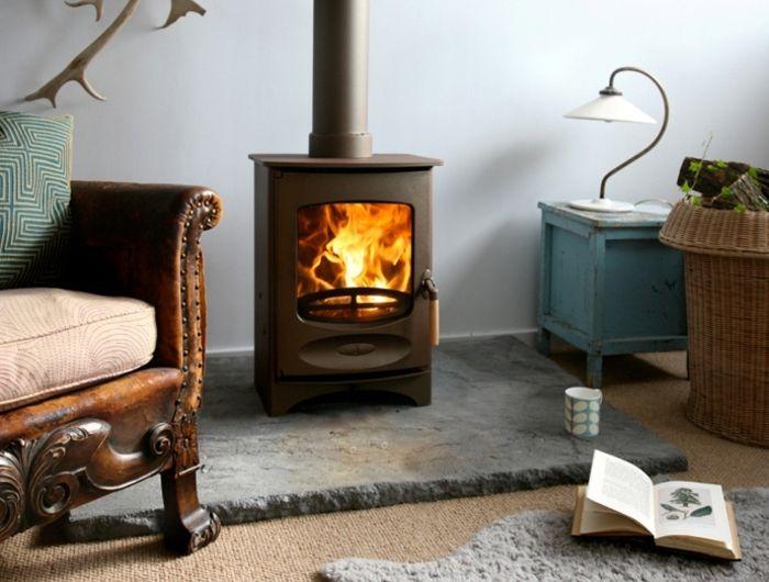 les 25 meilleures id es de la cat gorie po les bois sur. Black Bedroom Furniture Sets. Home Design Ideas