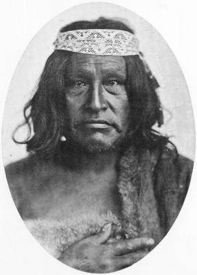 Los Tehuelche son los nativos de la Argentia.