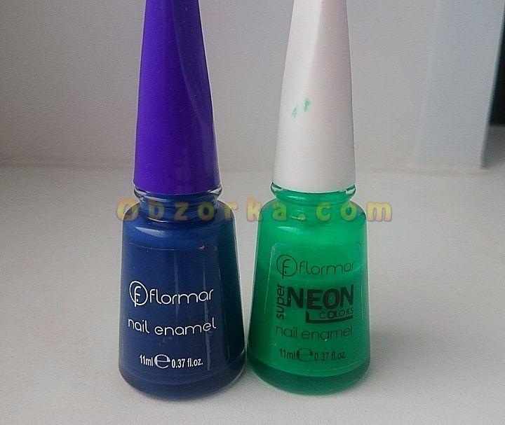 Не жалею о своем выборе эмали для ногтей от Flormar