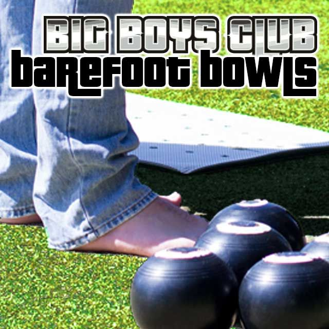 Lawn Bowls then back to the Burger Bar for a our Bucks Day