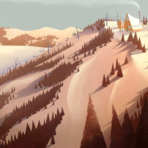 Ilustración y Concept Art de Tyler Carter | notodoanimacion.es