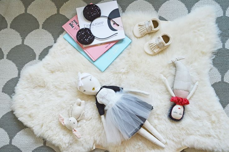 Project Nursery - Modern and Feminine Toddler Room Decor