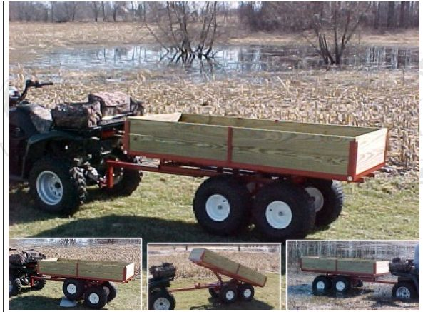 ATV Trailers - Polaris ATV Forum