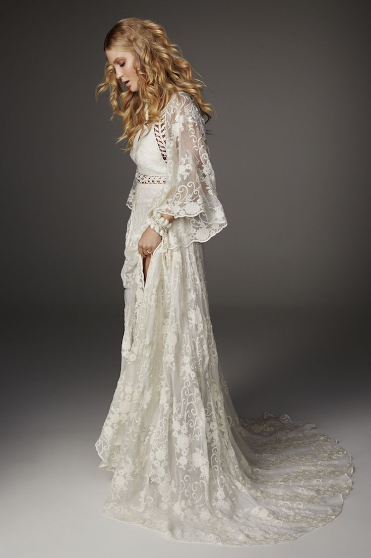 Hunter Gown | Rue De Seine Wedding Dress Collection