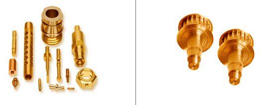 Brass Custom Machining #BrassCustomMachining