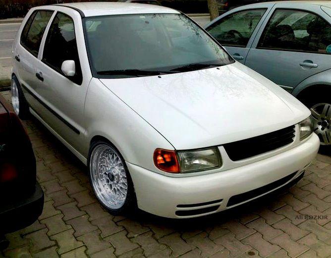 VW Polo 6N sportline doch 1.4 16v , polocan photo