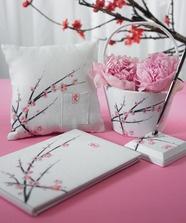Package Wedding Reception Cherry Blossom Collection @ weddingfavoursaustralia.com.au