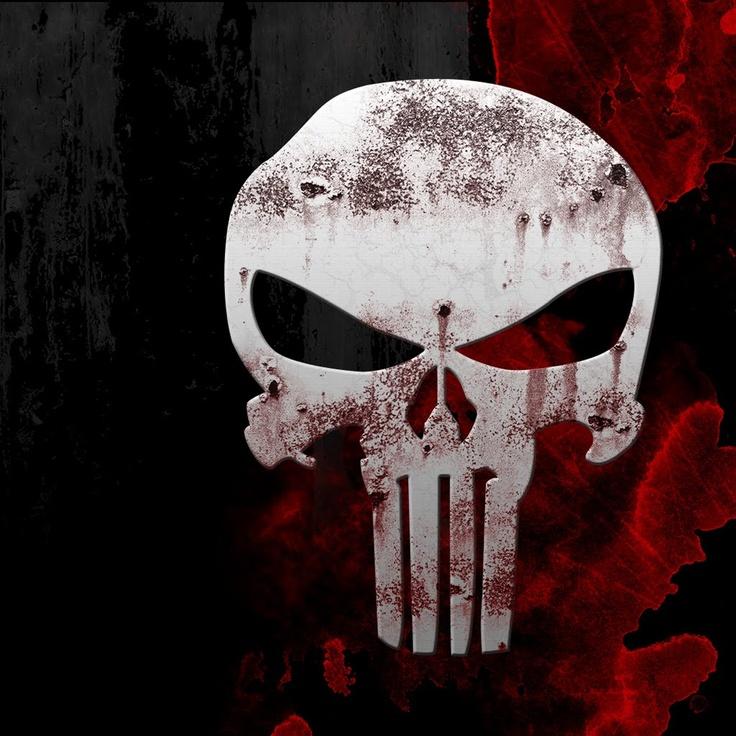 28 best Punisher Skull images on Pinterest | Punisher