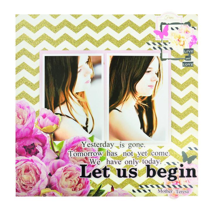 Let us begin by Danielle Krivan