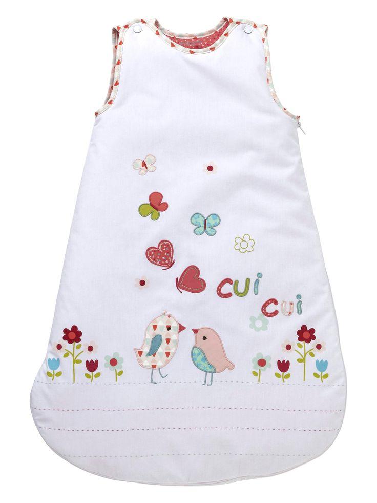 TWEET TWEET Sleep bag, Nursery | Vertbaudet