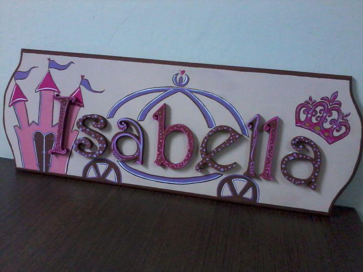 tipografia en mdf by ChMobiliario. diseño y arte by Medusa Creativa.