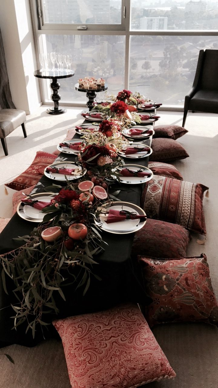 Perth Wa Wedding Styling Hire Moroccan Picnic Boho Decor Olive