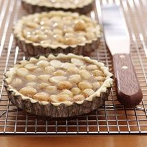 Macadamia and Maple Tartlets