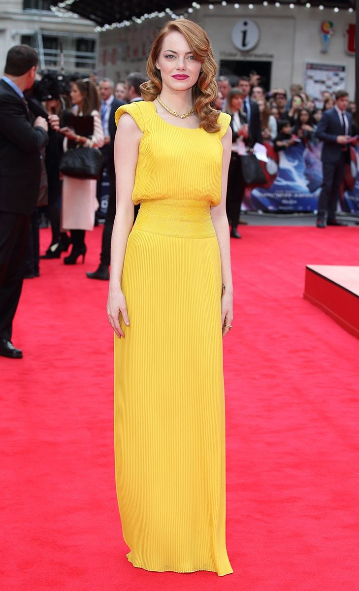 Emma Stone ... modest, classy, timeless.  Here are her finest red carpet looks!