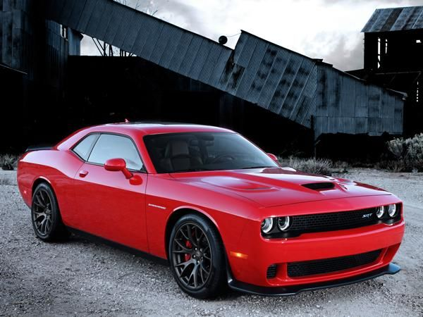 More muscle for 2015 Dodge #Challenger SRT. Newly consolidated #Dodge and #SRT brands have revealed a 600+ horsepower monster!