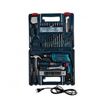 Bosch GSB 500 RE Impact Drill-DIY Tool Set - 06011A01K0 (Blue) LazadaPH
