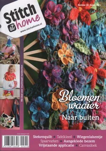 Pinterest Creatief met Stof | Creatief borduren, locken, naaien, breien en…
