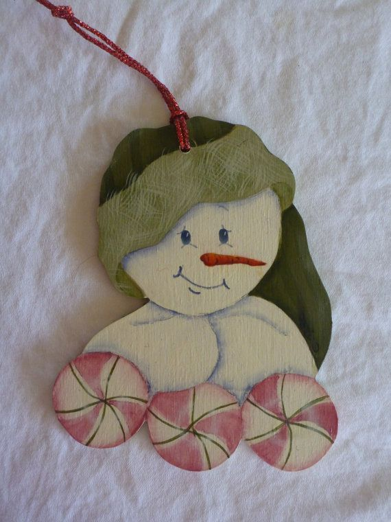 Christmas ornament tole painting pattern books   Christmas Ornament Tole Painting B114 by CarolsCreations77, $6.00