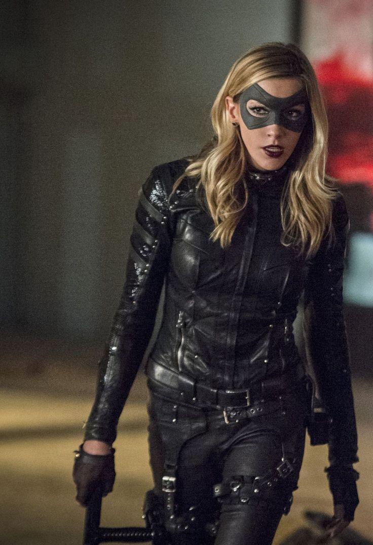 Laurel Lance   Black Canary (Katie Cassidy in Arrow, Season 4, 2015)