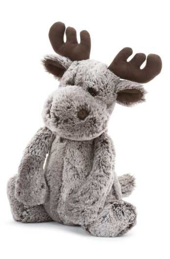 Jellycat 'Woodland Babe Moose' Stuffed Animal