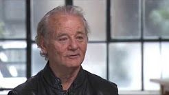 Bill Murray gives a surprising and meaningful answer you might not expect. - YouTube