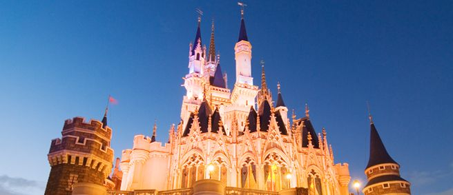 Cinderella Castle, Tokyo Disney Resort : Urayasu, Chiba, Japan