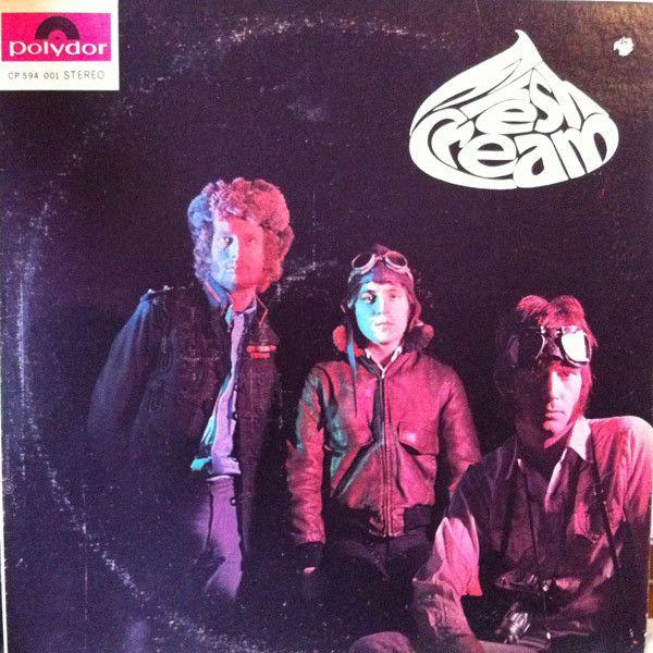 Cream Fresh Cream Vinyl Lp Album At Discogs 1966 I