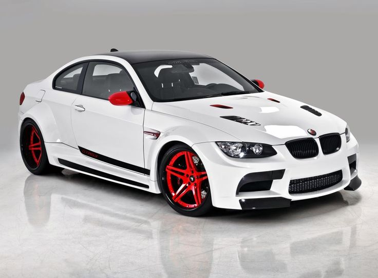 BMW M3 Coupe GTRS3 Candy Cane (E92) '2011