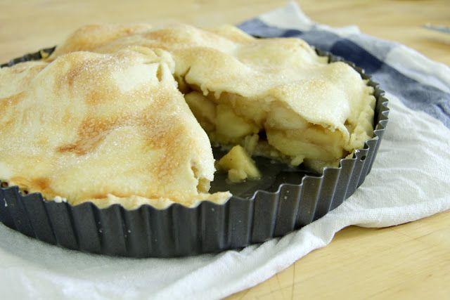 Krebsen und Aluette: Apple Pie