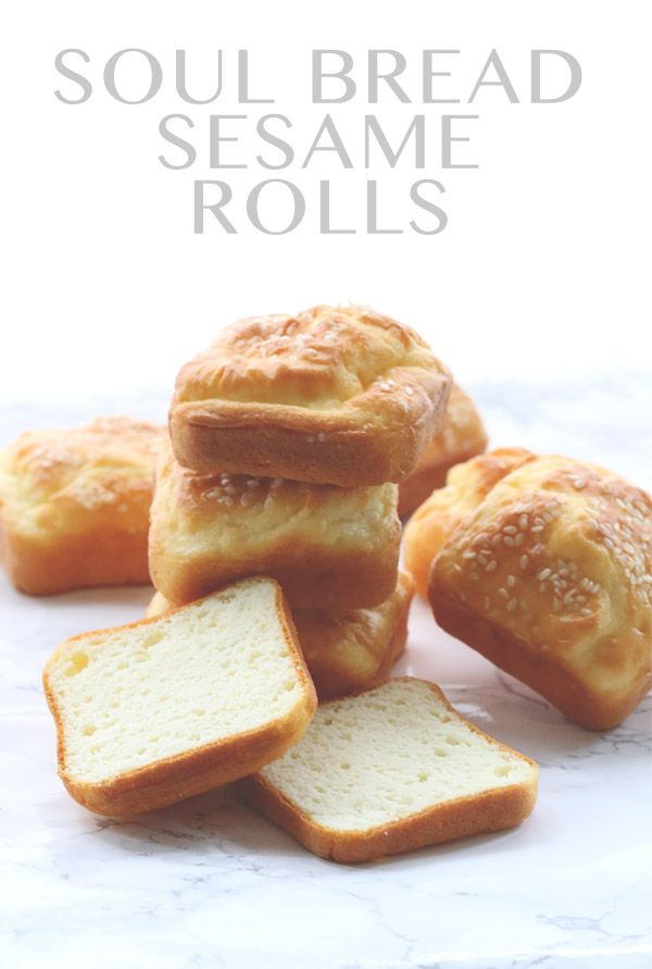 Have you tried Soul Bread yet? It just might be the most innovative and delicious low carb bread recipe around. These little keto rolls are perfect for making burgers, sliders and other sandwiches.…