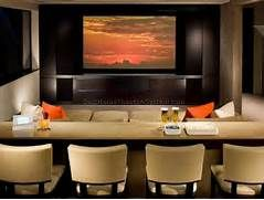 Home Theater Projector Cabinet | Best Home Theater Systems | Home Theater Fur...