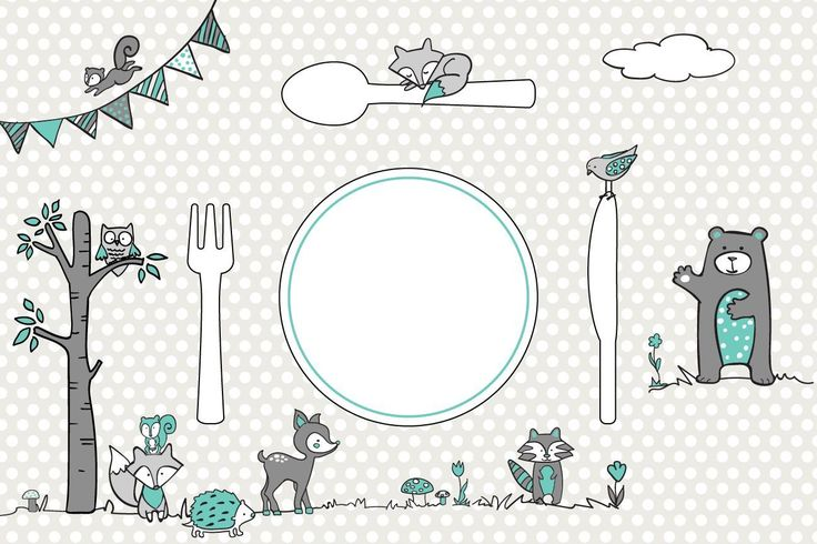 I think I didn't show you this one yet. It's a kids placemat design I've made a couple months ago and it's been already manufactured. :)