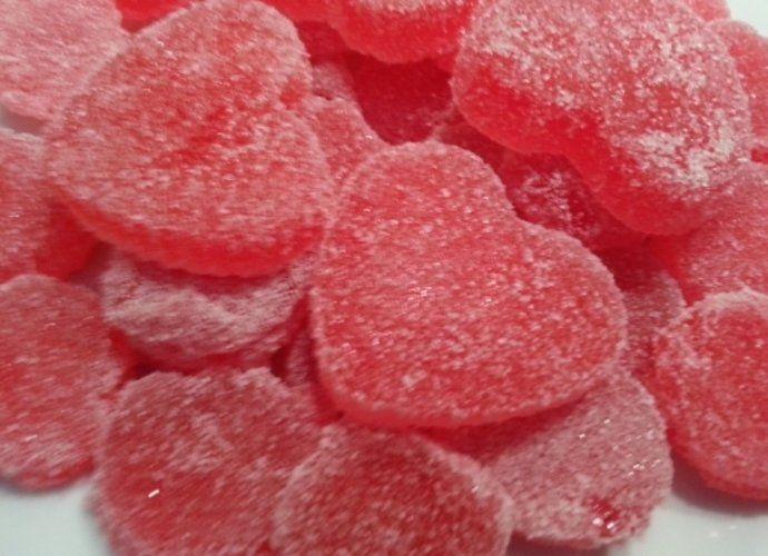 Gominolas de fresa o lo que quieras para #Mycook http://www.mycook.es/cocina/receta/gominolas-de-fresa-o-lo-que-quieras