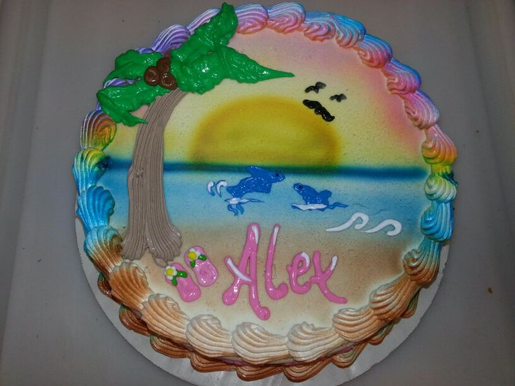 86 best Dairy Queen Cakes I madeElkton Ky images on Pinterest
