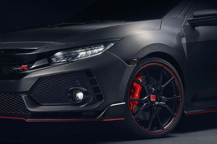 Joining the new Honda Civic hatchback in a world premiere at the Paris Auto Show is the near-production 2018 Civic Type R Prototype, and this one is coming to North America where the 2017 five door model just landed at the brand's US dealerships.